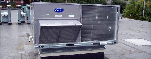 Carrier A/C unit